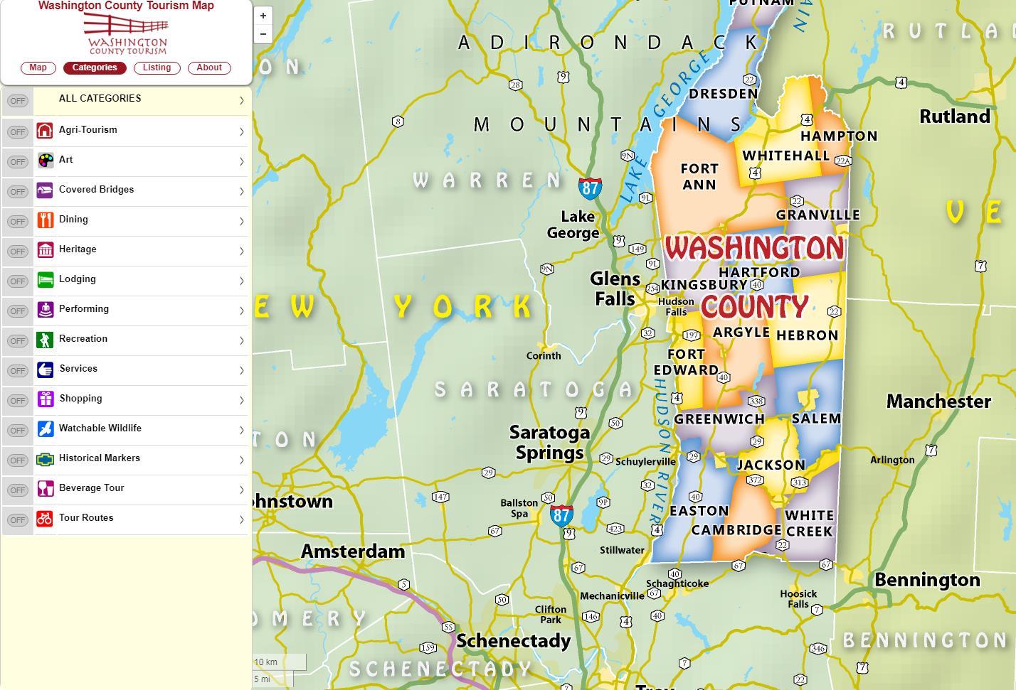cartography | eSpatially New York
