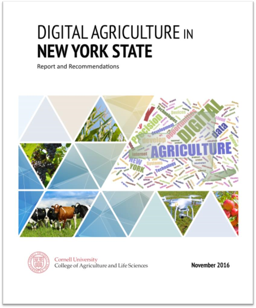 Digital Agriculture Continues to Evolve in New York State